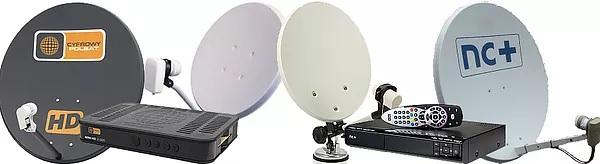 montaż telewizji satelitarnej cennik na śląsku czyli jaworzno, katowice, sosnowiec, ruda śląska, dąbrowa górnicza, chorzów