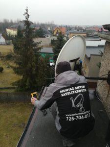 Ustawiamy anteny satelitarne