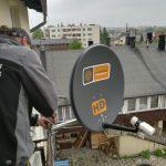 Antena satelitarna Dąbrowa Górnicza