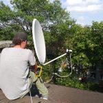 Ustawianie anteny Zabrze