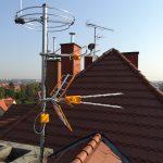3 anteny  Gliwice