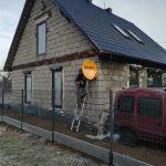 montaż anteny w domku jednorodzinnym